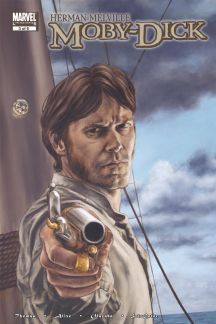 Marvel Illustrated: Moby Dick (2007) #3