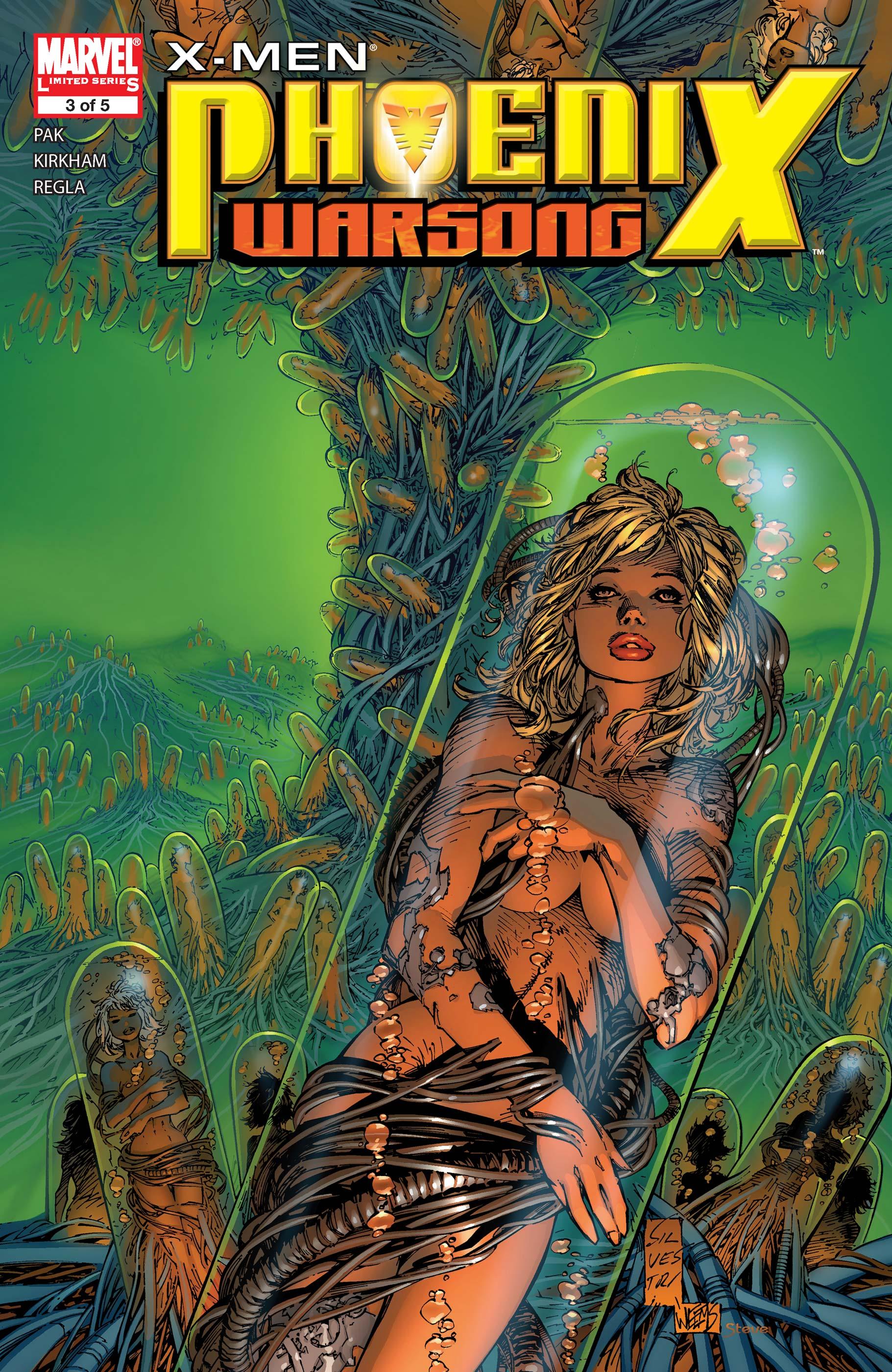 X-Men: Phoenix - Warsong (2006) #3