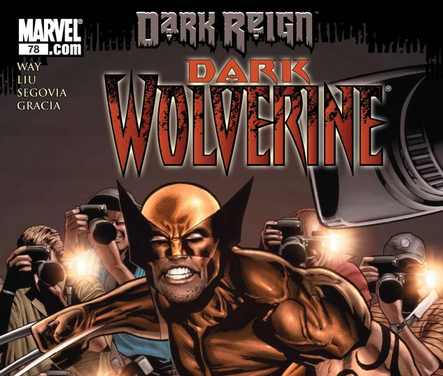 DARK WOLVERINE (2009) #78
