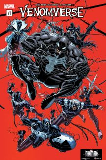 Venomverse (2017) #1