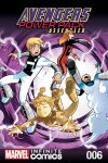 cover from Avengers and Power Pack Infinite Comic (2017) #6