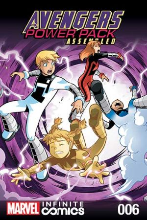 Avengers and Power Pack #6
