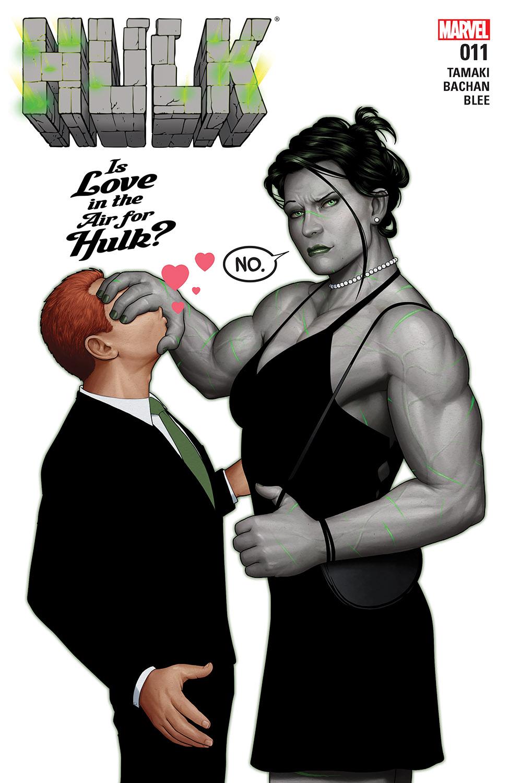 Hulk (2016) #11