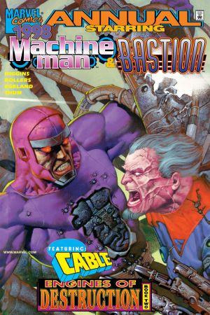 Machine Man/Bastion Annual (1998) #1
