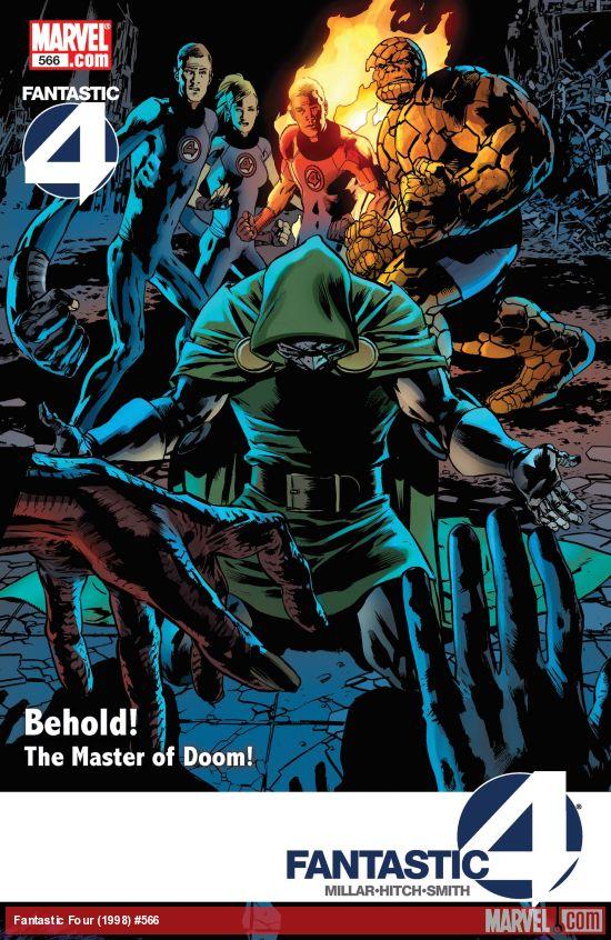 Fantastic Four (1998) #566