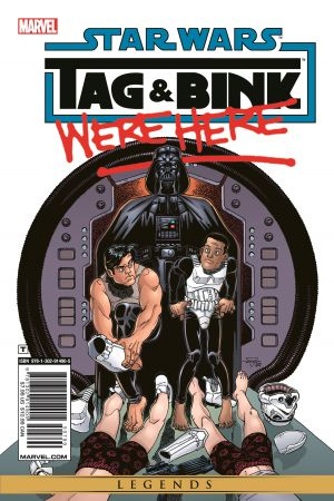 Star Wars: Tag & Bink Were Here #0