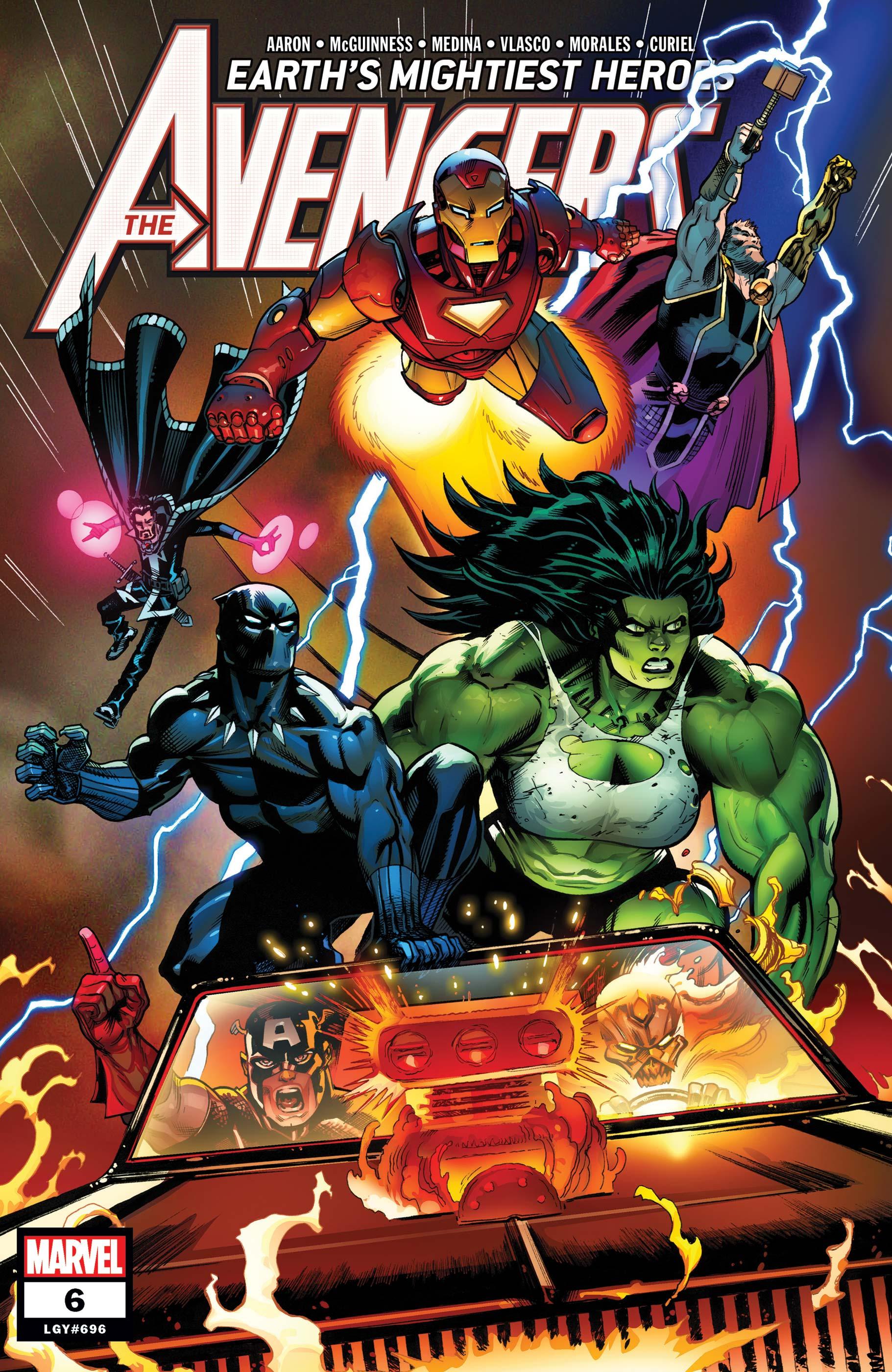 Avengers (2018) #6