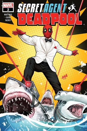 Deadpool: Secret Agent Deadpool (2018) #2