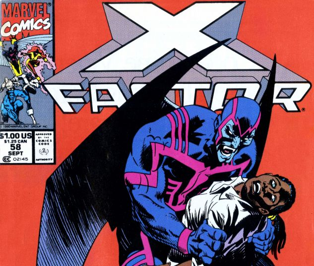 X-Factor (1986) #58