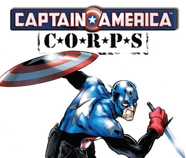Captain America Corps (2011) #1