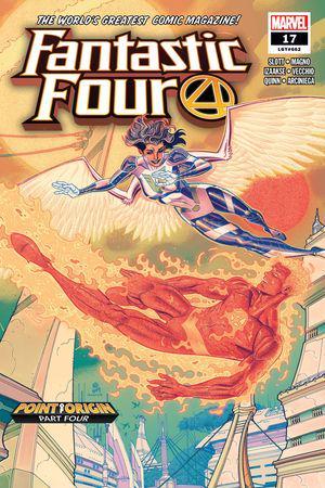 Fantastic Four (2018) #17