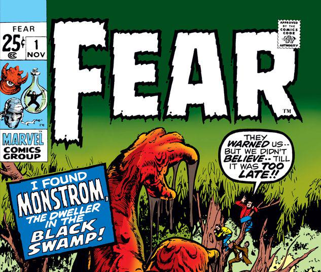 Adventure Into Fear #1