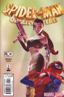Spider-Man: Quality of Life #4
