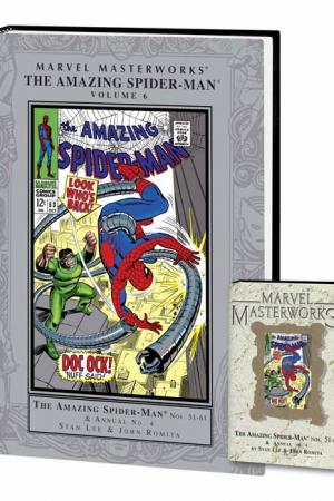 MARVEL MASTERWORKS: THE AMAZING SPIDER-MAN VOL. 6 HC (Hardcover)