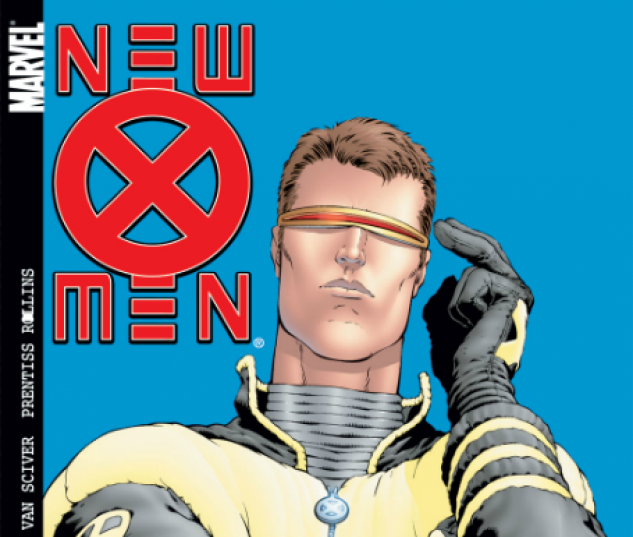 cover: New X-Men (2001) #118
