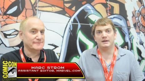 SDCC 2011: Marvel Television with Jeph Loeb