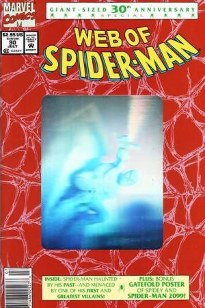 Web of Spider-Man (1985) #90
