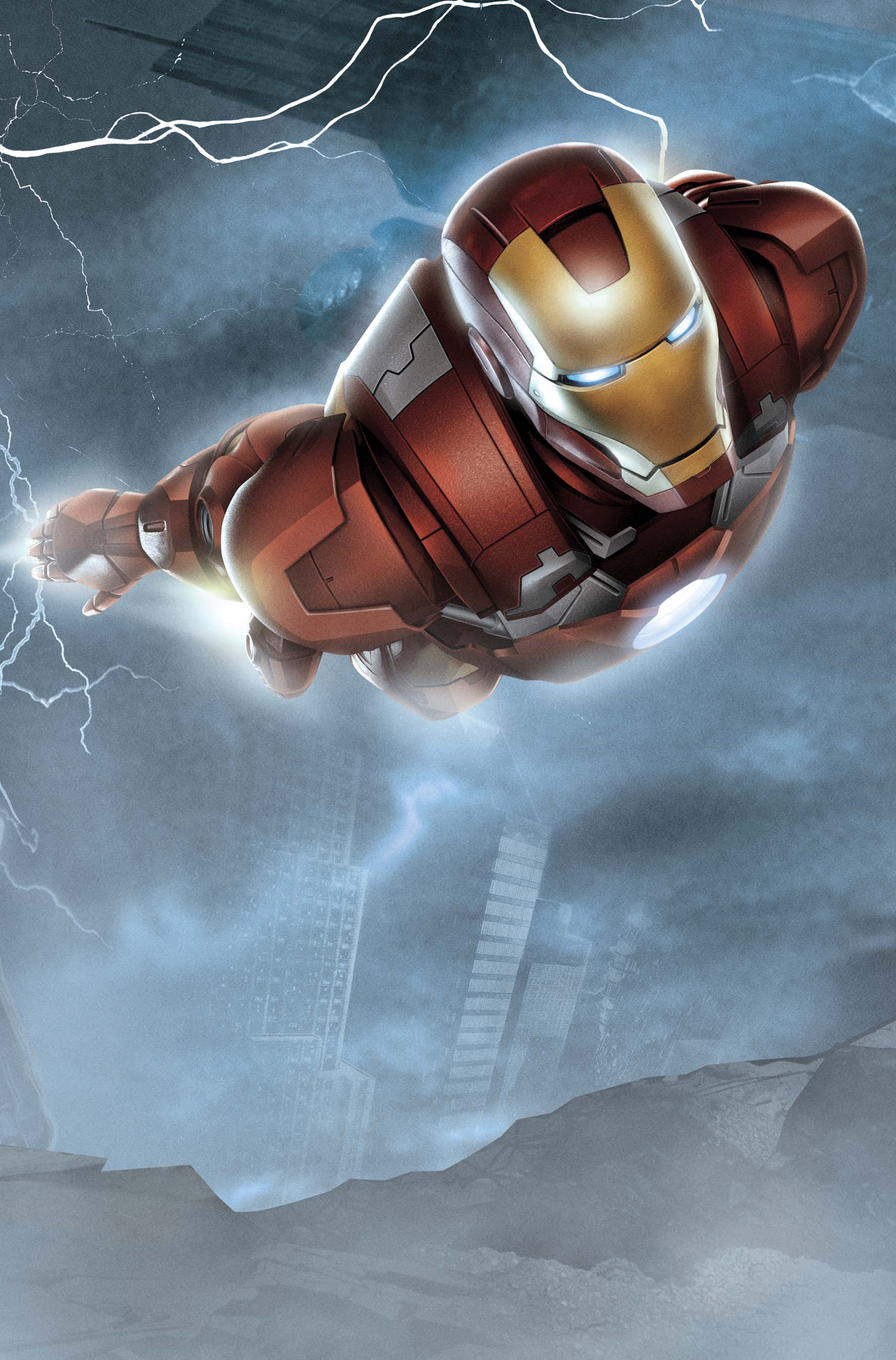 Avengers: Solo (2011) #4 (Movie Variant)