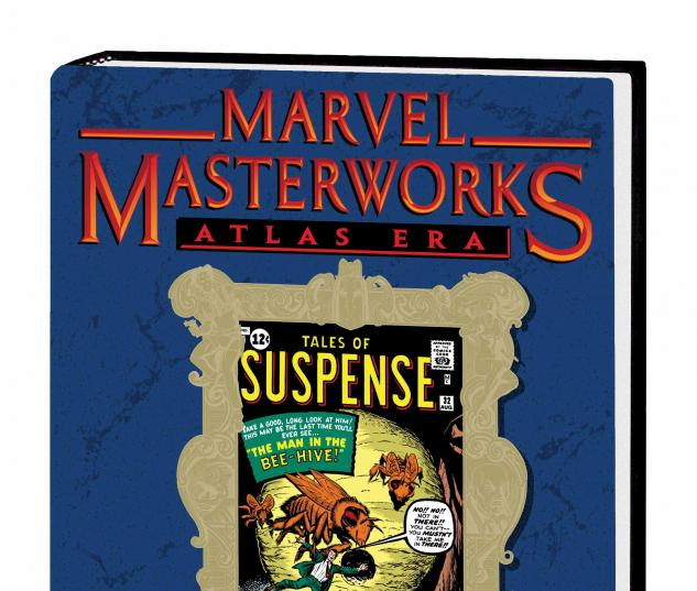 MARVEL MASTERWORKS: ATLAS ERA TALES OF SUSPENSE VOL. 4 HC VARIANT (DM ONLY)
