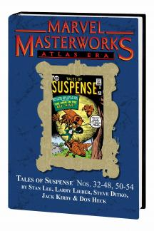 Marvel Masterworks: Atlas Era Tales of Suspense Vol. 4 HC Variant (Hardcover)
