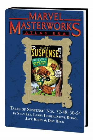 Marvel Masterworks: Atlas Era Tales of Suspense Vol. 4 HC Variant (Hardcover)