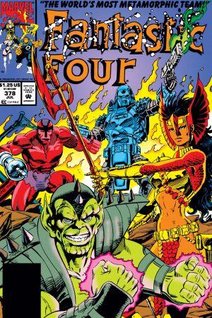 Fantastic Four (1961) #378