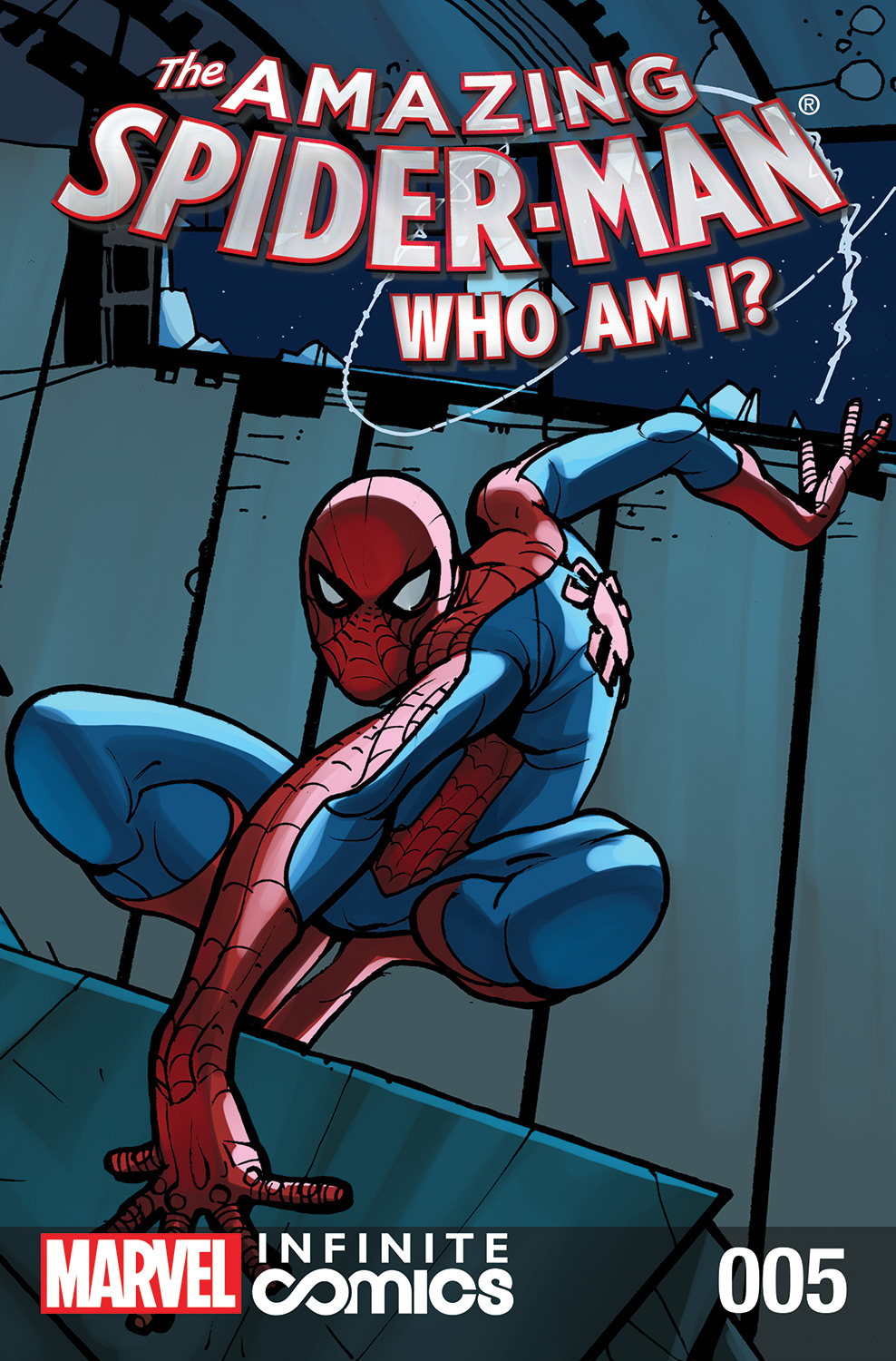 Amazing Spider-Man: Who Am I? Infinite Digital Comic (2014) #5