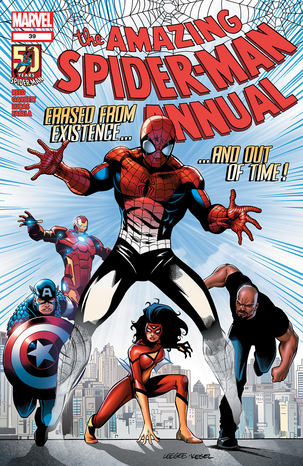 Amazing Spider-Man Annual (2012) #39