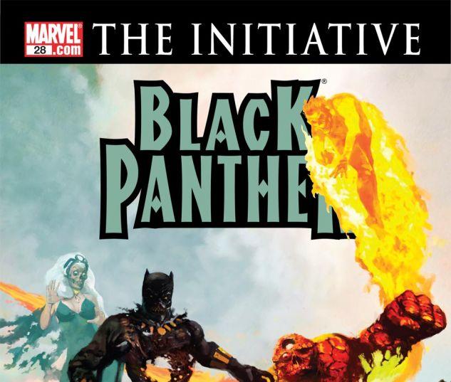 Black Panther (1998) #28