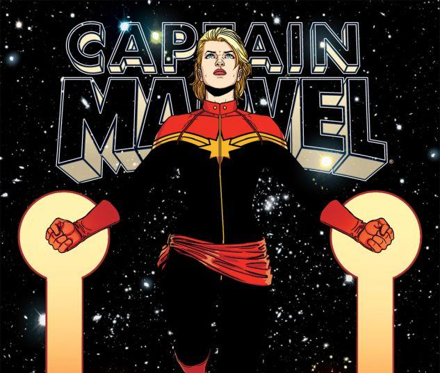 CAPTAIN MARVEL (2012) #9 Cover