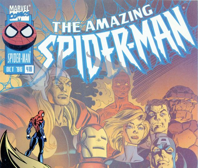 Amazing Spider-Man (1963) #416