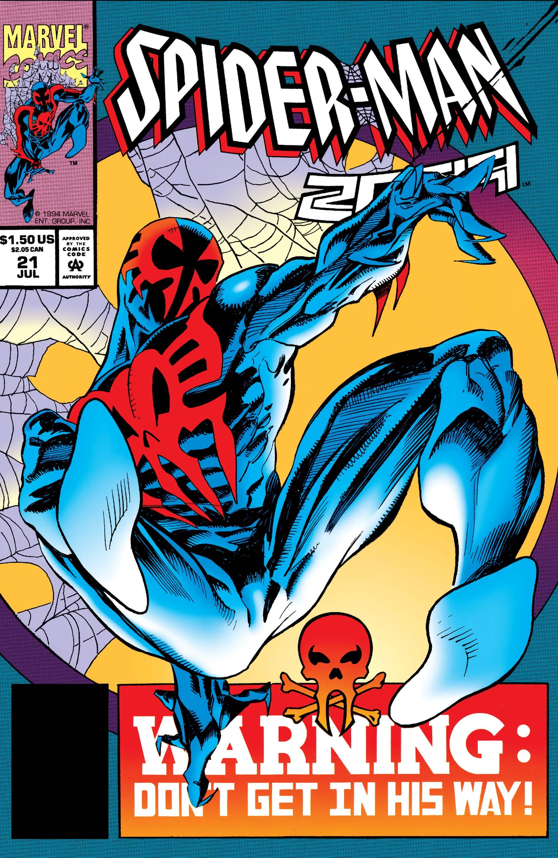 Spider-Man 2099 (1992) #21