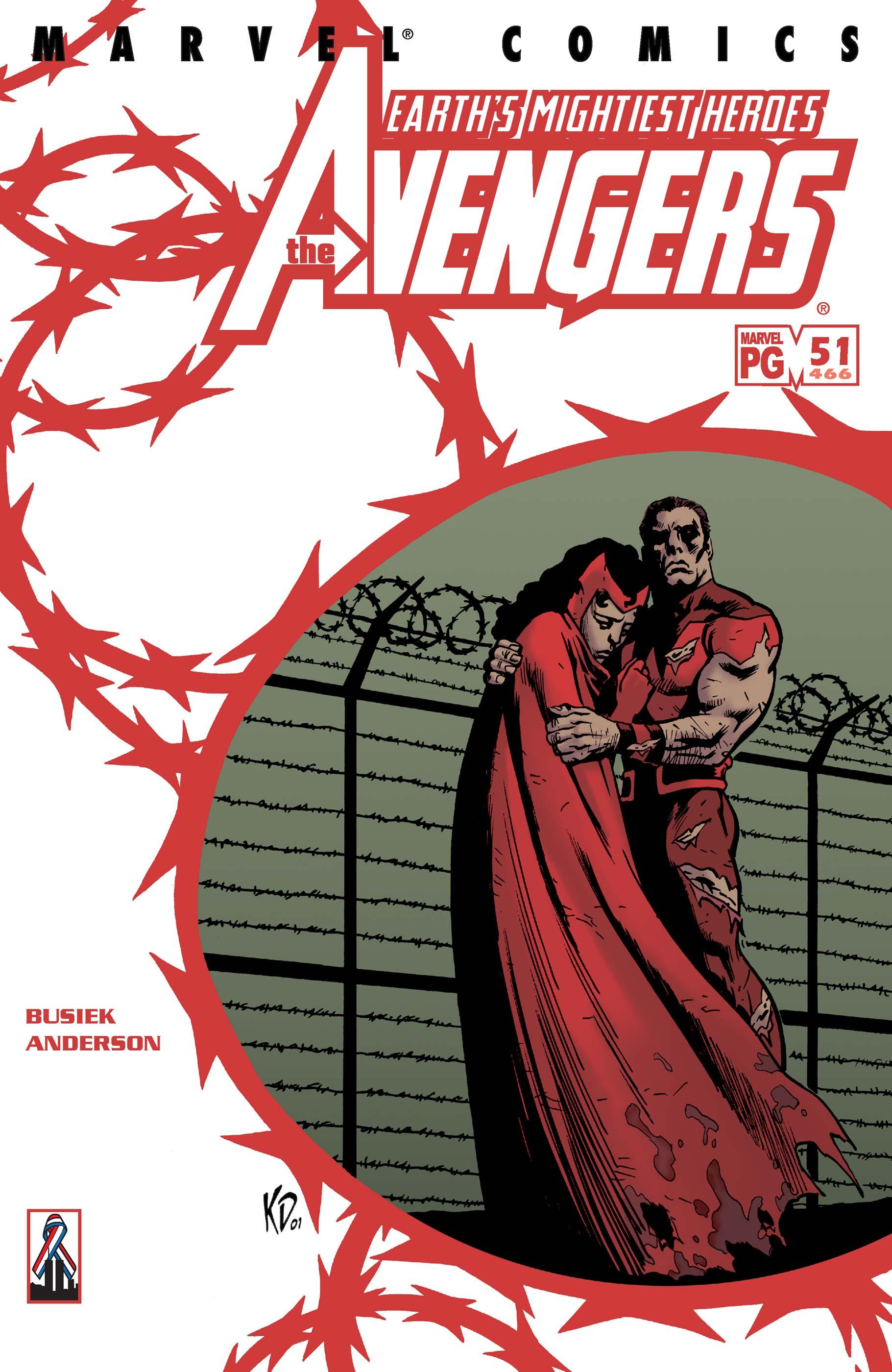 Avengers (1998) #51