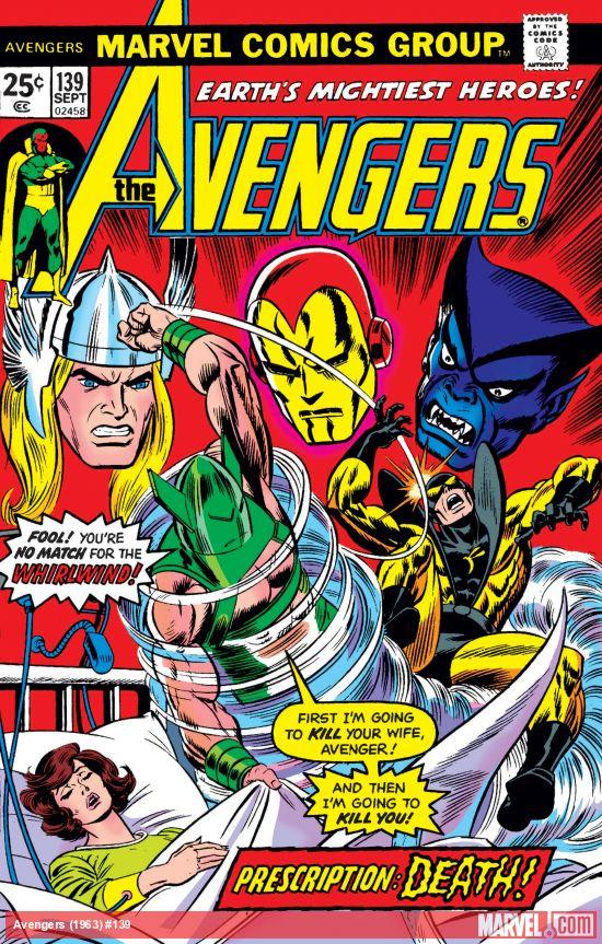 Avengers (1963) #139