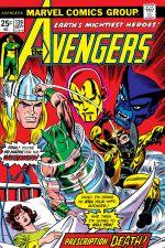 Avengers (1963) #139 cover