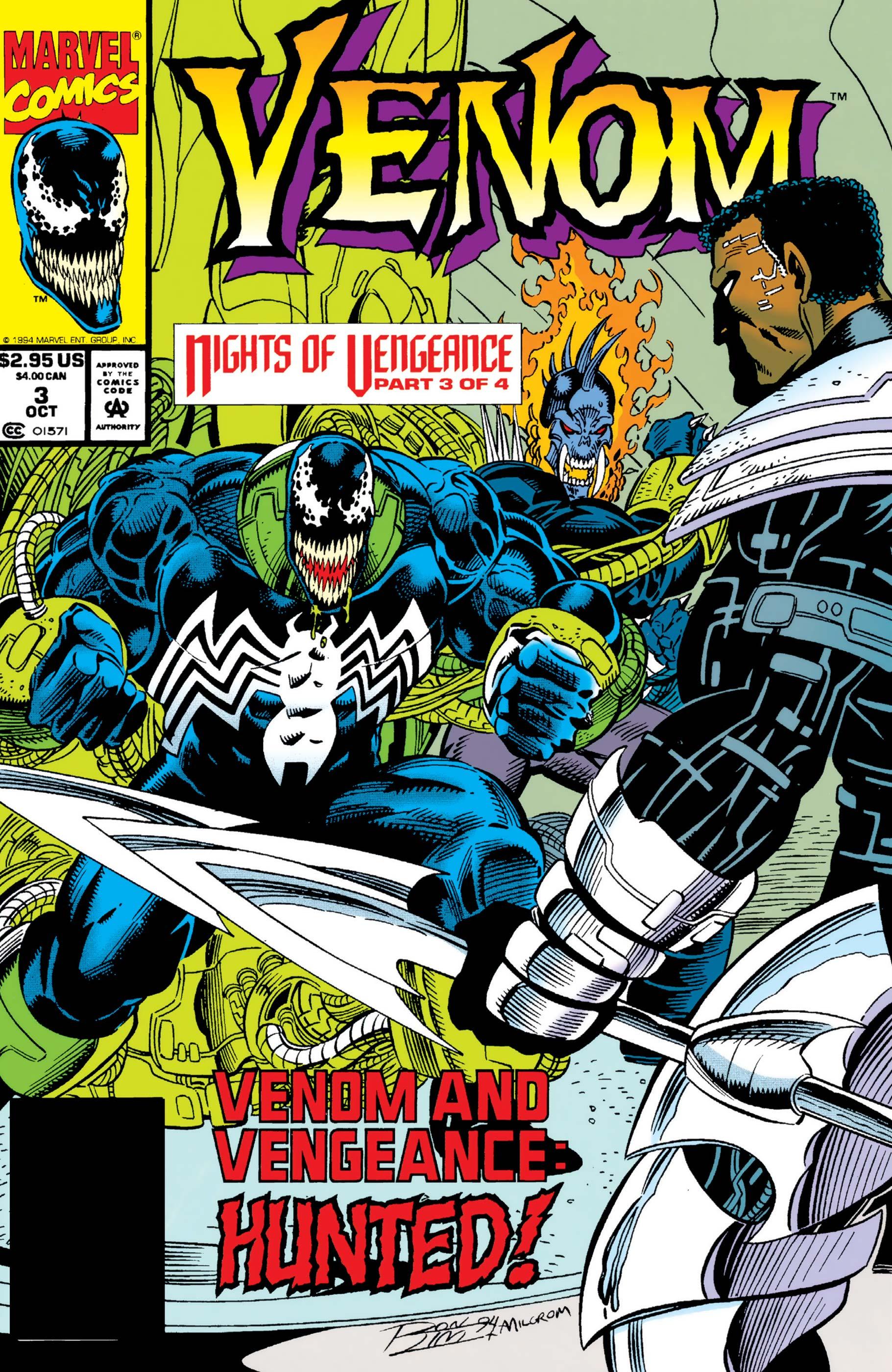 Venom: Nights Of Vengeance (1994) #3