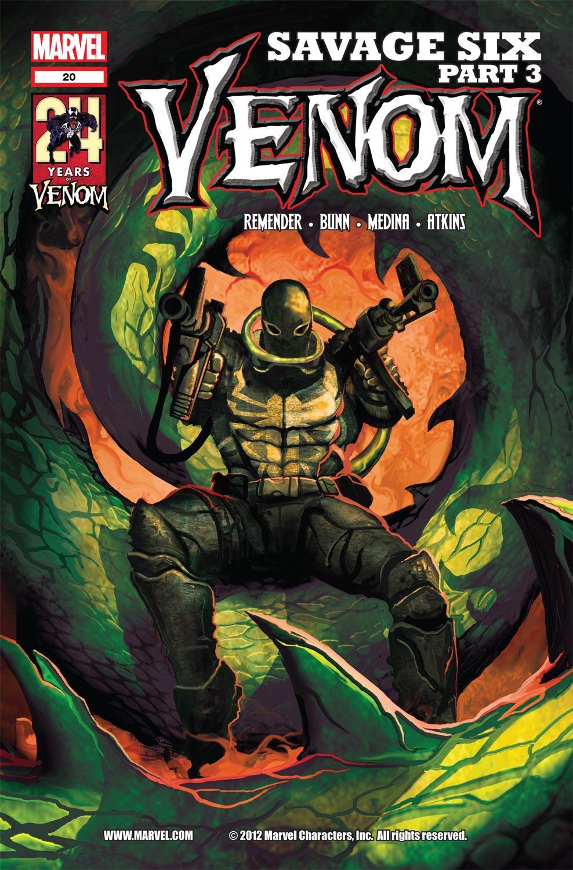 Venom (2011) #20