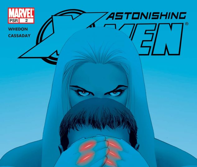 Astonishing X-Men (2004) #2