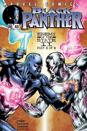 Black Panther #45