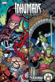Inhumans: Once and Future Kings #3