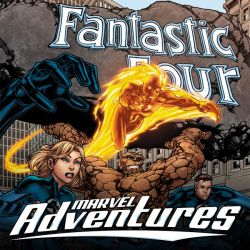MARVEL ADVENTURES FANTASTIC FOUR (2005)
