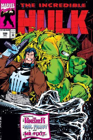 Incredible Hulk #396