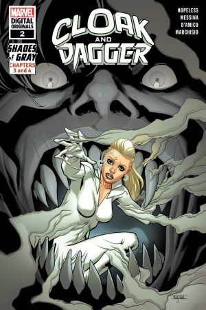 Cloak and Dagger: Marvel Digital Original - Shades of Gray #2
