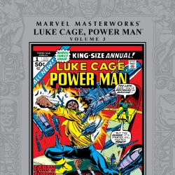 Marvel Masterworks: Luke Cage, Power Man Vol. 3