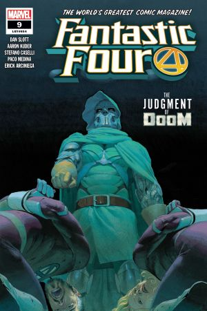 Fantastic Four (2018) #9