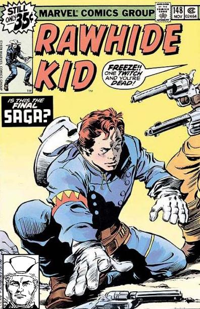 Rawhide Kid (1955) #148