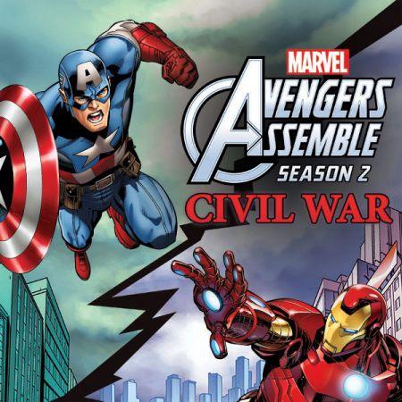 Marvel Universe Avengers Assemble: Civil War (2016)
