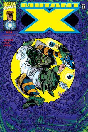 Mutant X (1998) #24