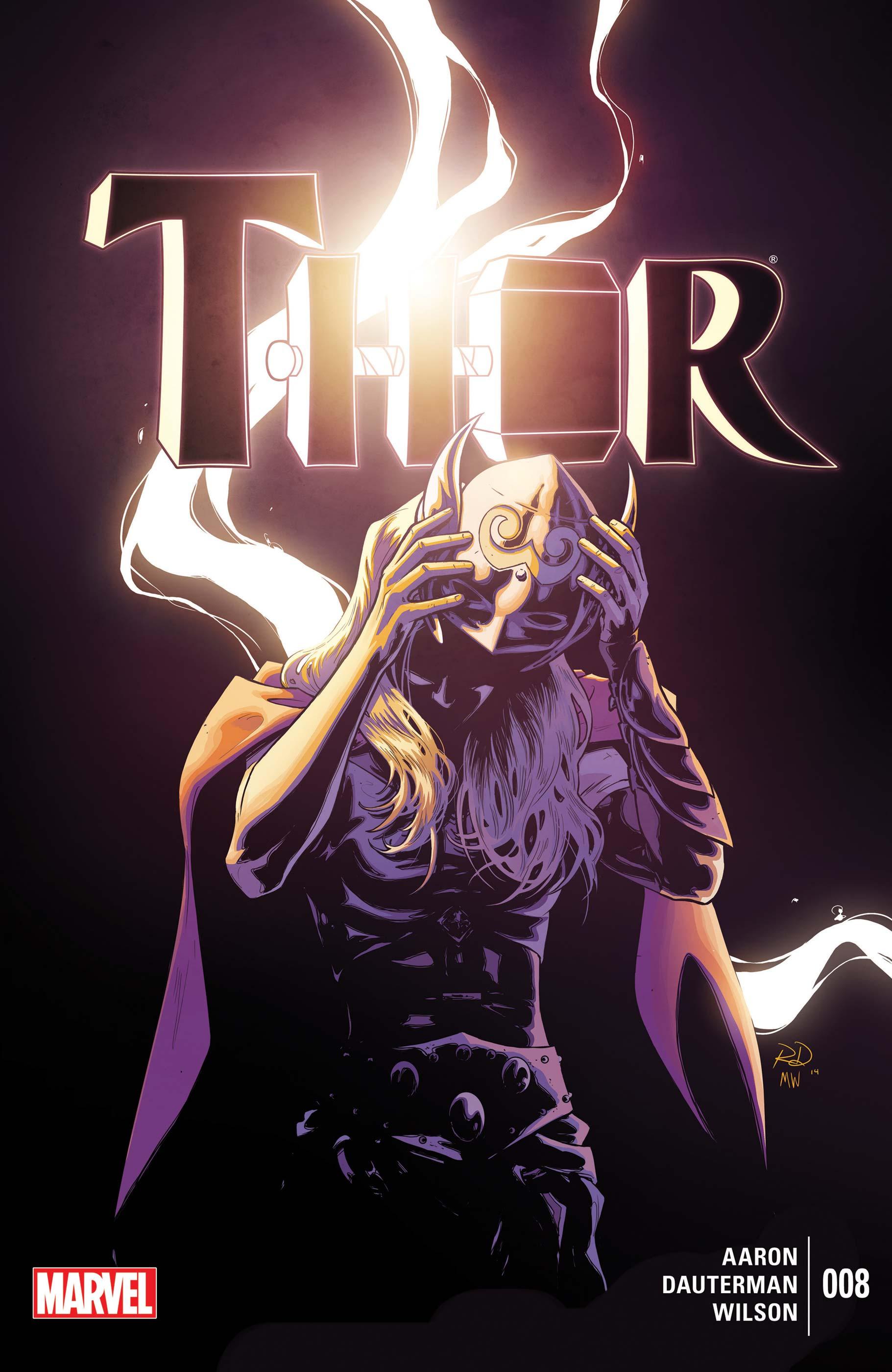 Thor (2014) #8