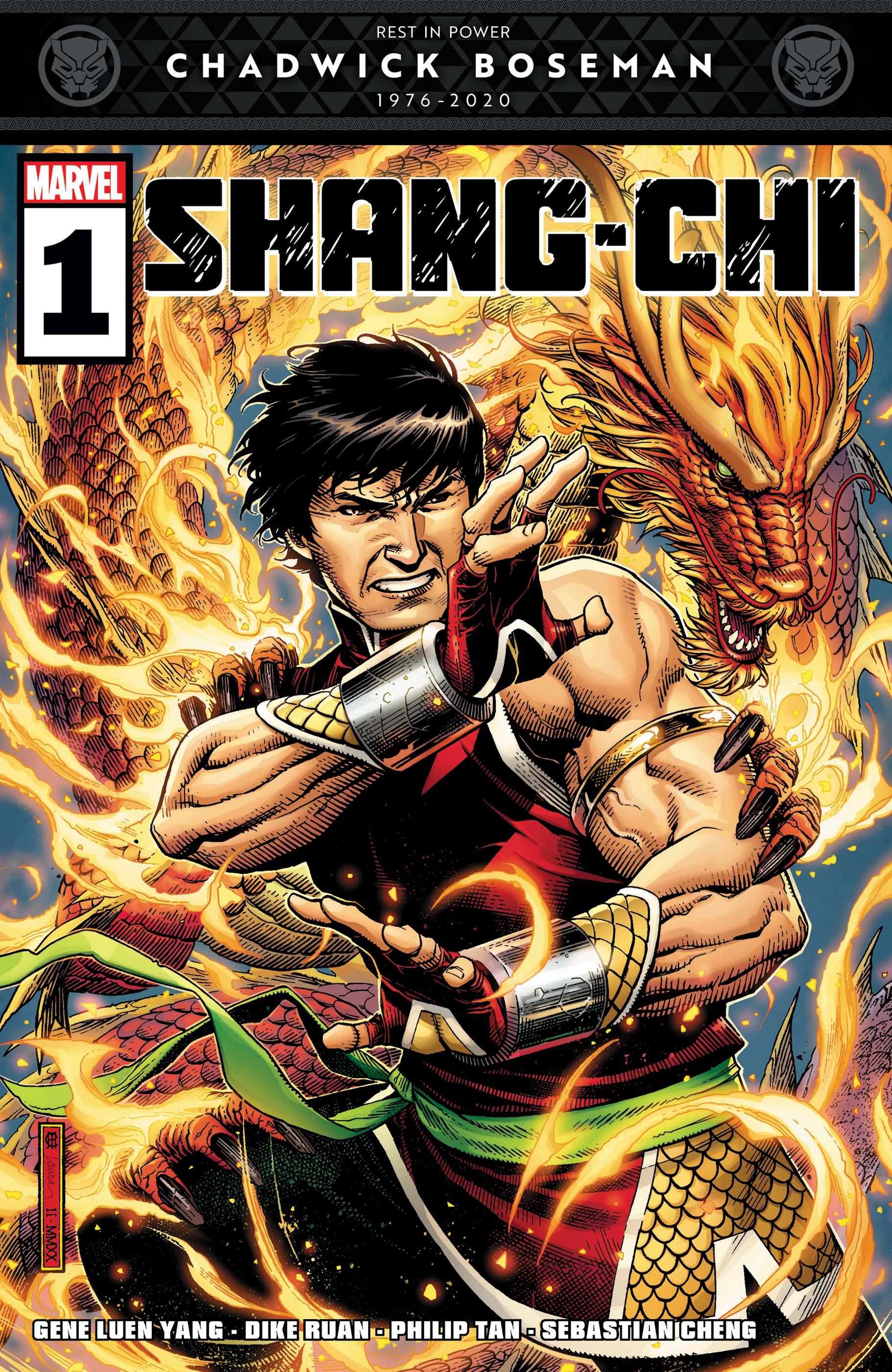 Shang-Chi (2020) #1